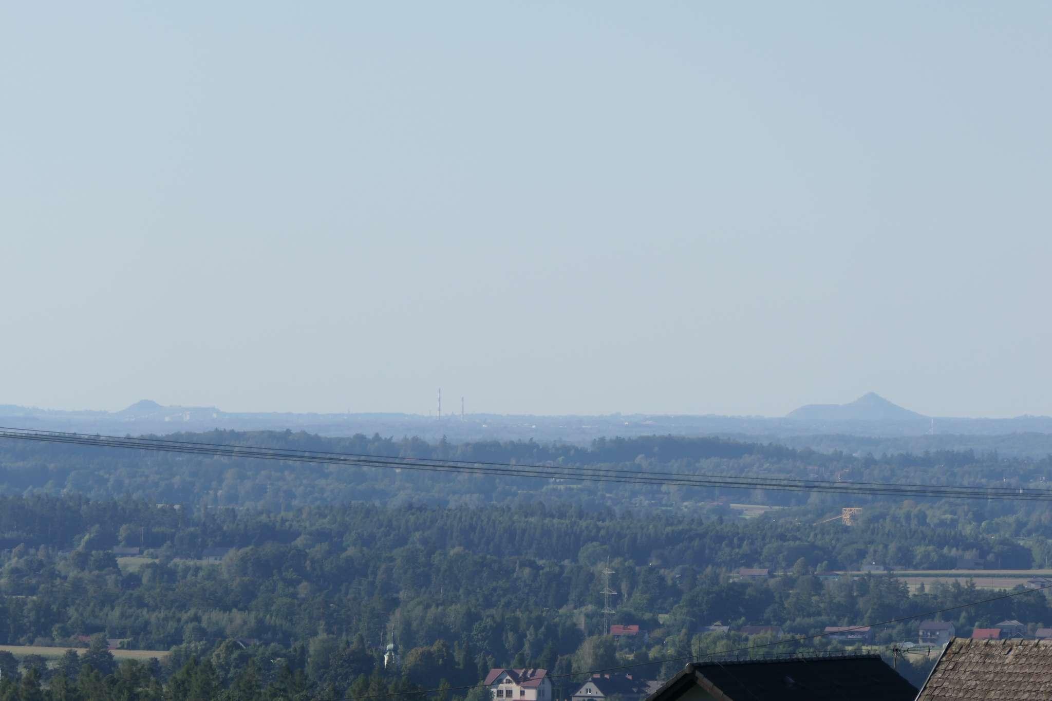 No właśnie, czy wiecie, przy których kopalniach znajdują się dwie widoczne na zdjęciu hałdy? Podpowiadamy, że to powiat wodzisławski.