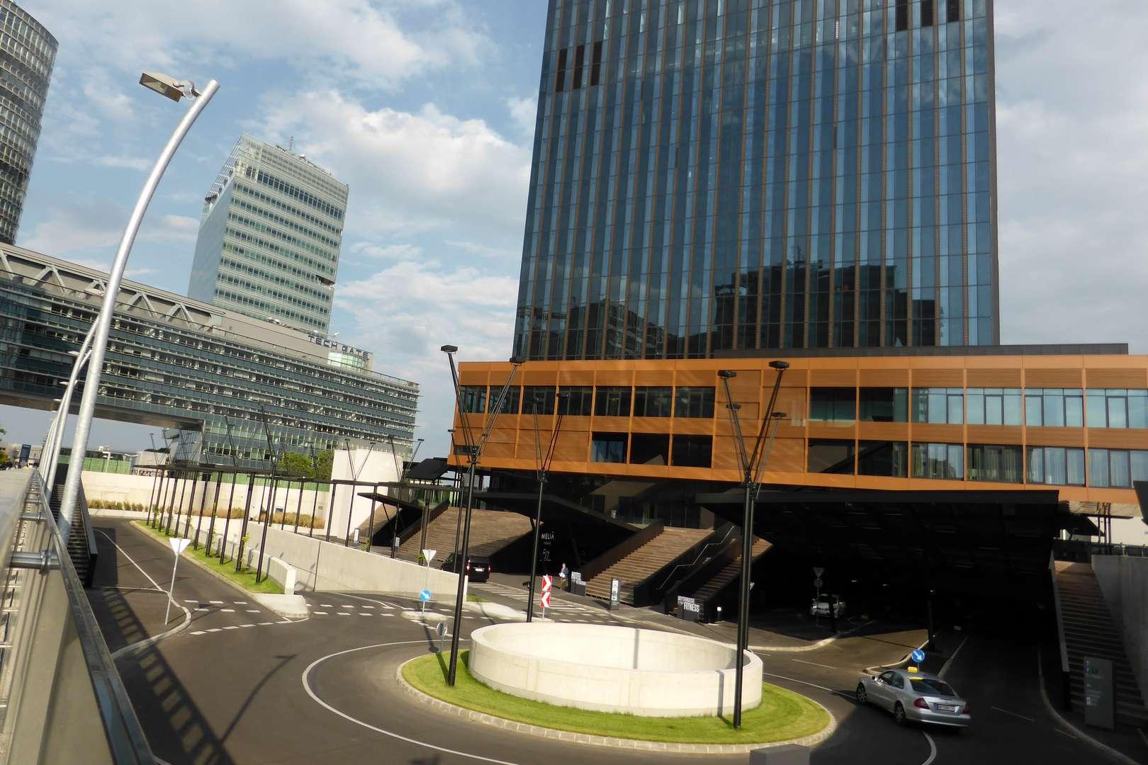 Uno City, czyli w środku Vienna International Center